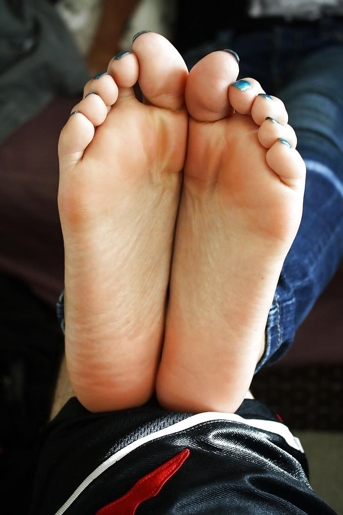 Asian feet footjob-6722