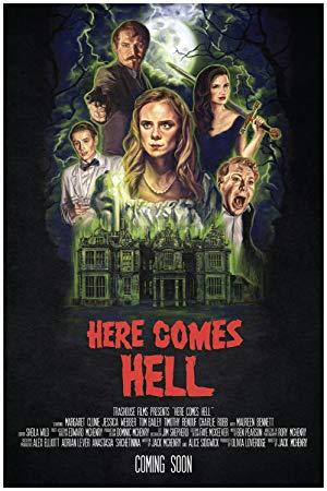 Here Comes Hell 2019 HDRip XviD AC3-EVO