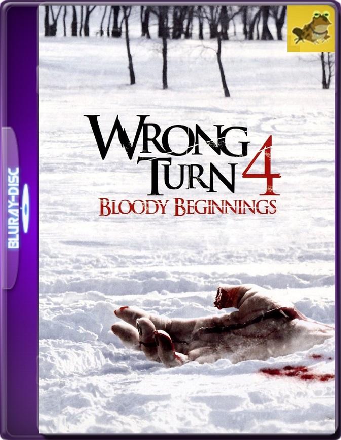 Camino Hacia El Terror 4: Inicio Sangriento (2011) Brrip 1080p (60 FPS) Latino / Inglés