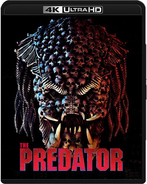 Predator / The Predator (2018) MULTi.REMUX.2160p.UHD.Blu-ray.HDR.HEVC.ATMOS7.1-DENDA / DUBBING i NAPISY PL