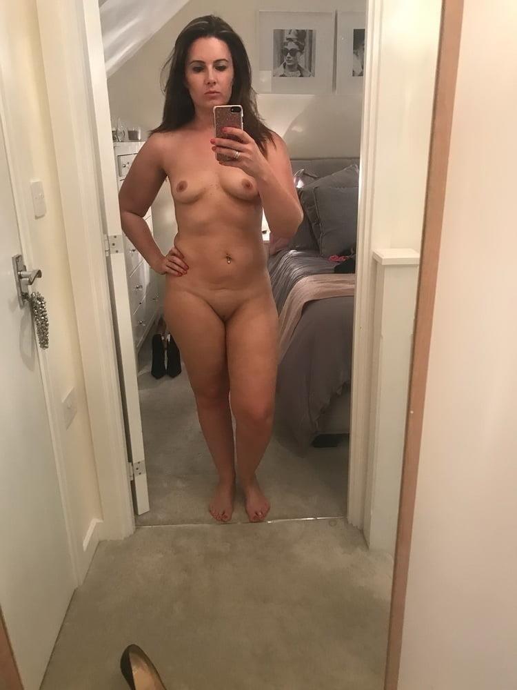 Blond milf selfie-7347