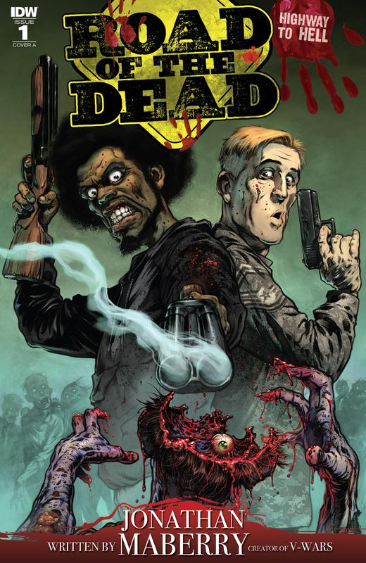 Road of the Dead - Highway to Hell #1-3 (2018-2019) Complete