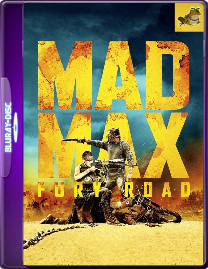 Mad Max: Furia En El Camino (2015) Brrip 1080p (60 FPS) Latino / Inglés