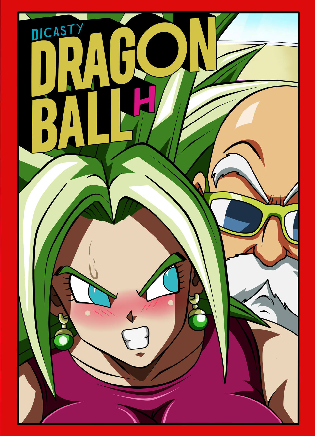 ver comic porno de dragon ball super