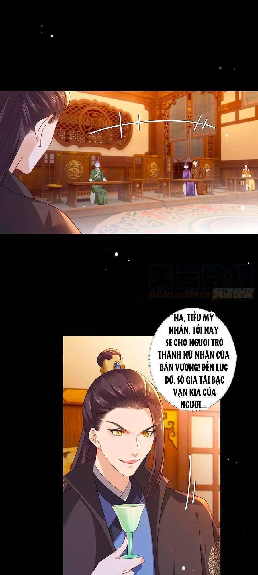 Nữ Thủ Phú Chi Kiều Sủng Nhiếp Chính Vương Chap 72 . Next Chap Chap 73