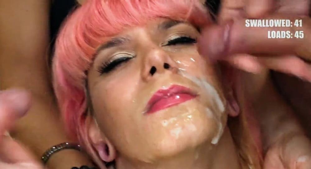 Bukkake pink charlotte-5672