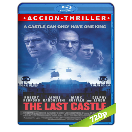 El Ultimo Castillo (2001) BRRip 720p Audio Trial Latino-Castellano-Ingles 5.1