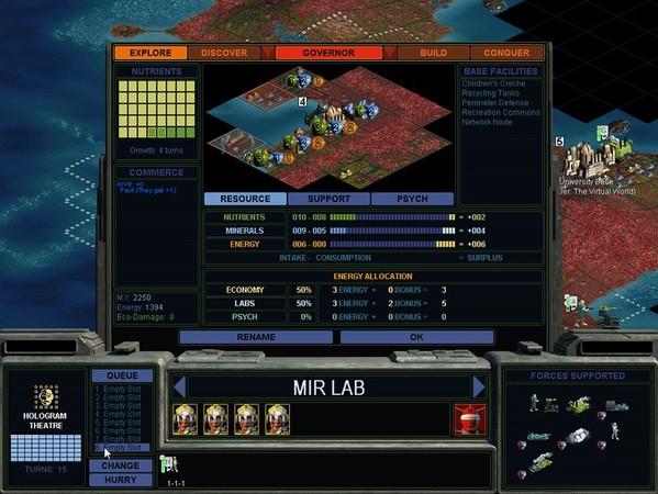 Sid Meier's Alpha Centauri Planetary Pack Captura 1