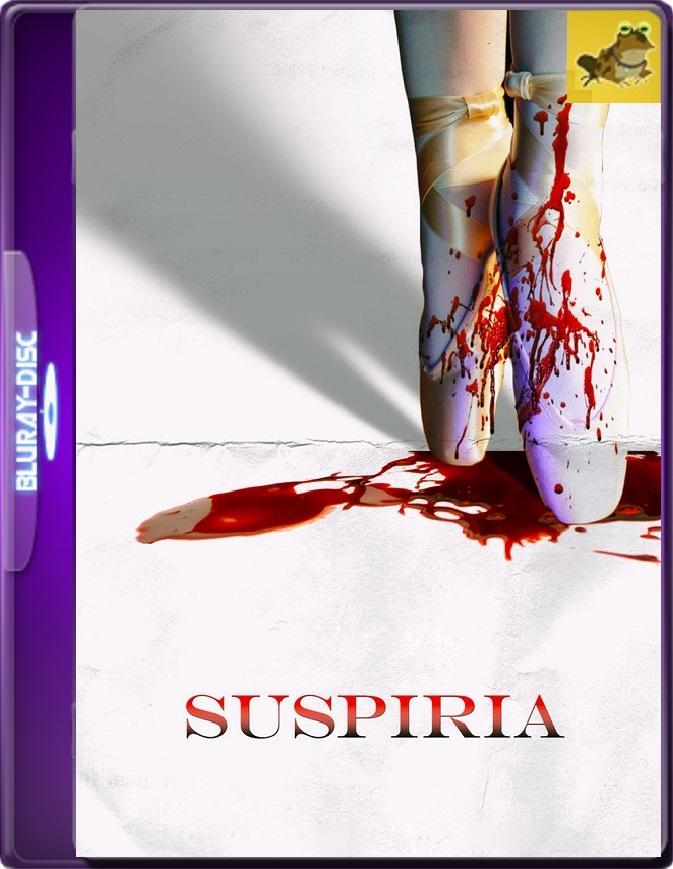 Suspiria (1977) Brrip 1080p (60 FPS) Inglés Subtitulado