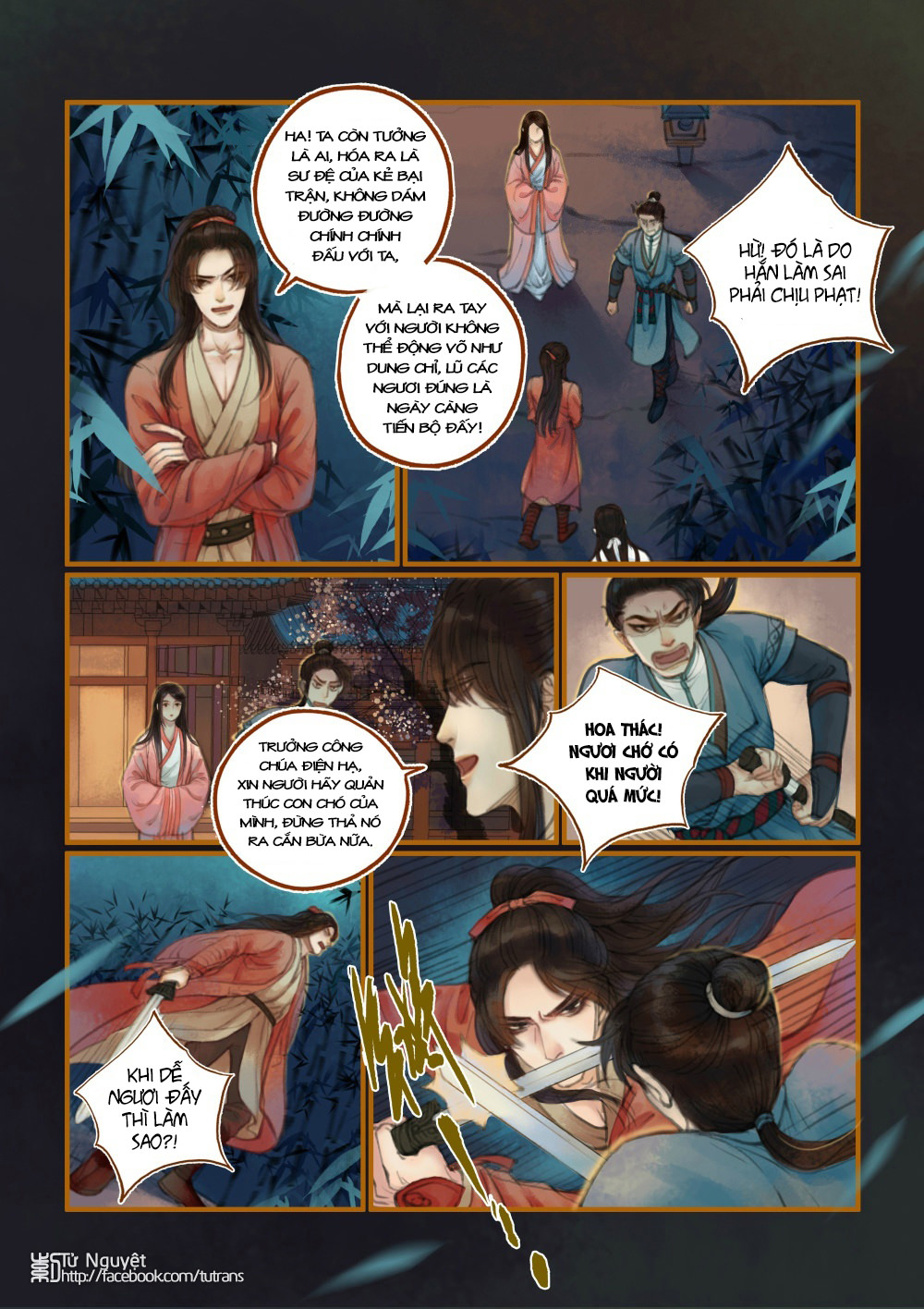 Phượng Tù Hoàng Chapter 16 - Trang 19