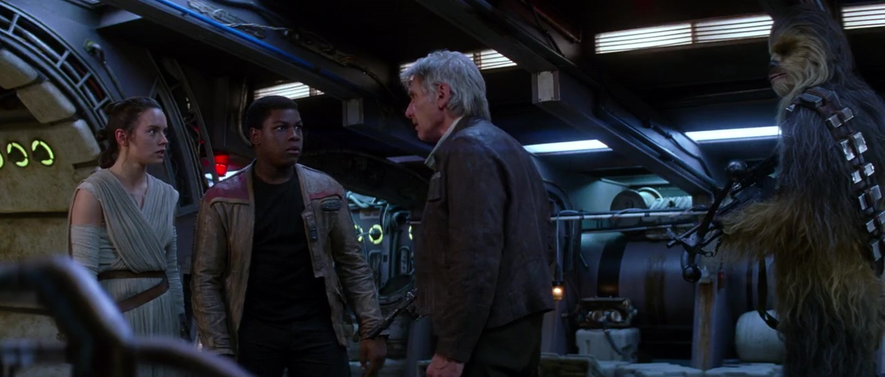 Star Wars Episodio VII El Despertar De La Fuerza 720p Lat-Ca