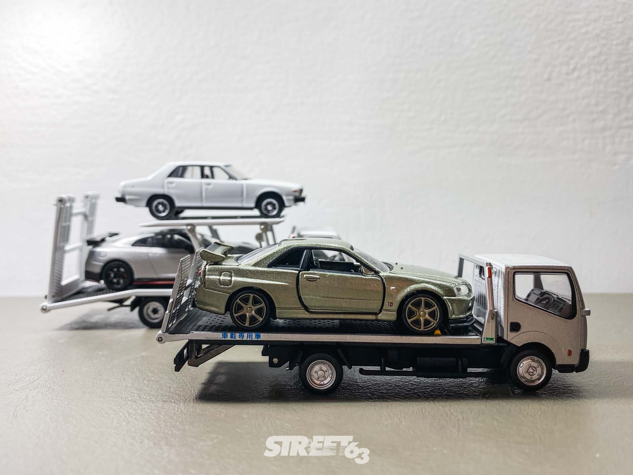 Mini63: The Street63 Diecast Collection 22
