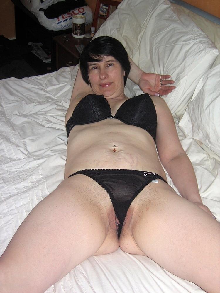 Milf naked lingerie-3967