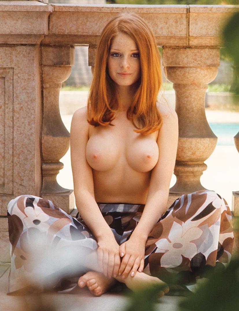 рыжие сексуальные красавицы в журнале Playboy - Willy Rey