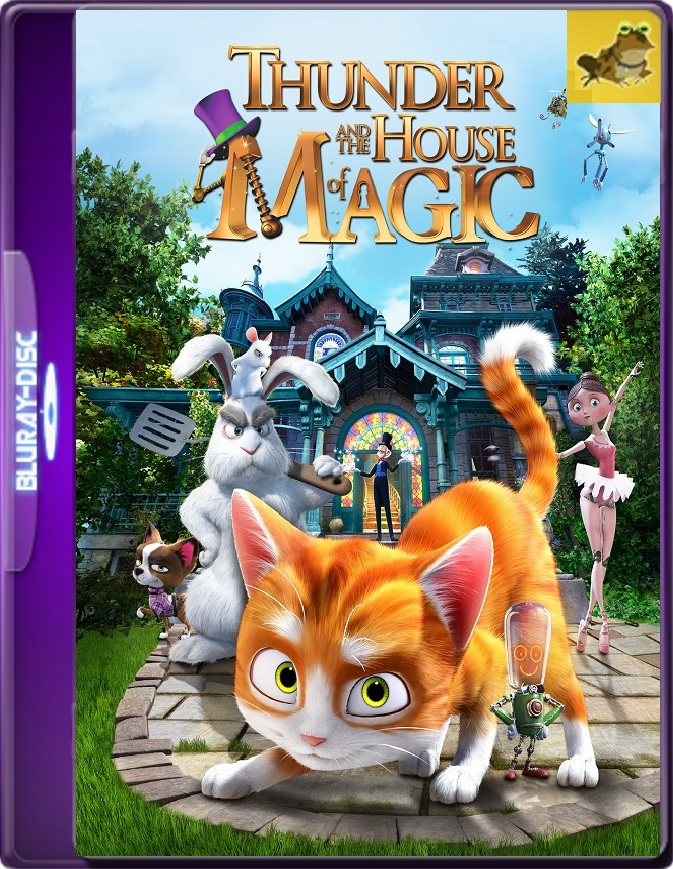 La Casa Mágica (2013) Brrip 1080p (60 FPS) Latino