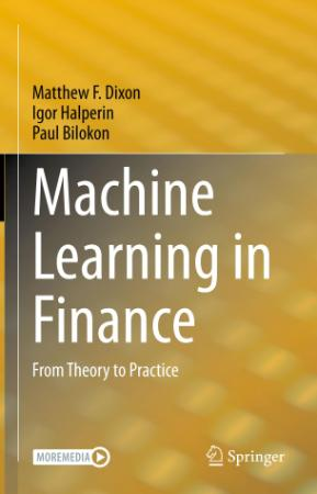 machine learning finance theory practice