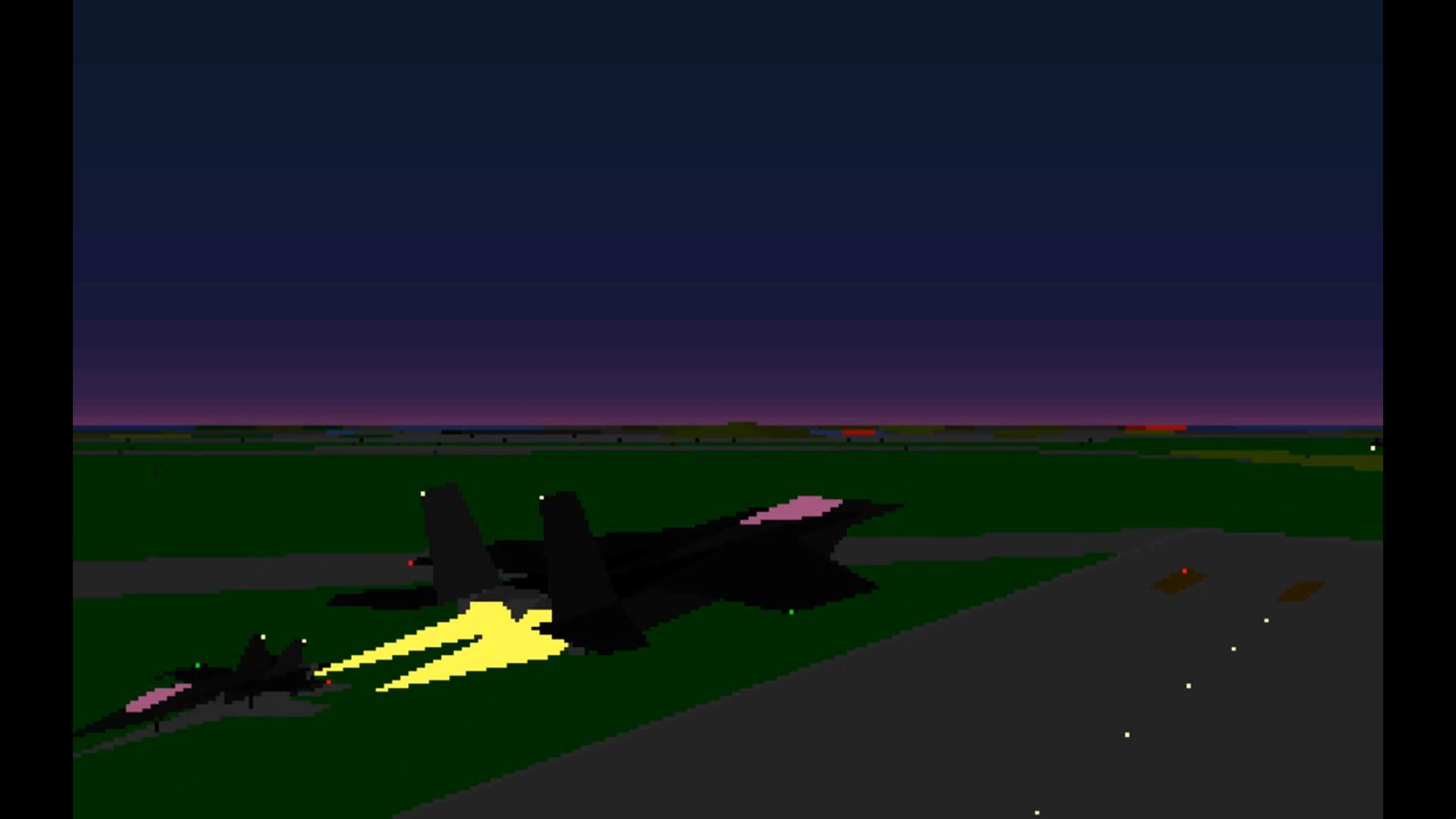 F-117A Nighthawk Stealth Fighter 2.0 Captura 2