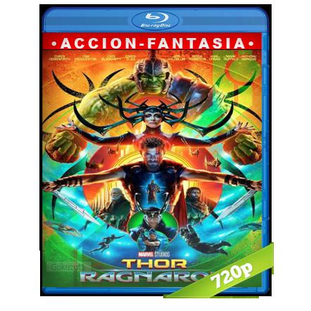 descargar Thor Ragnarok 720p Lat-Cast-Ing[Accion](2017) gratis