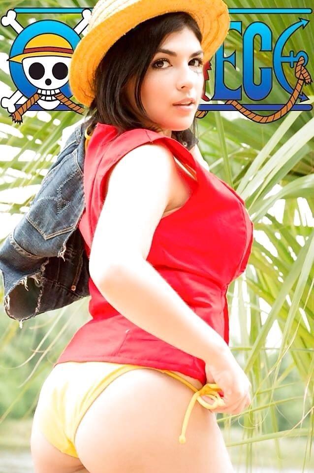 Sexy hot girl cosplay-8049
