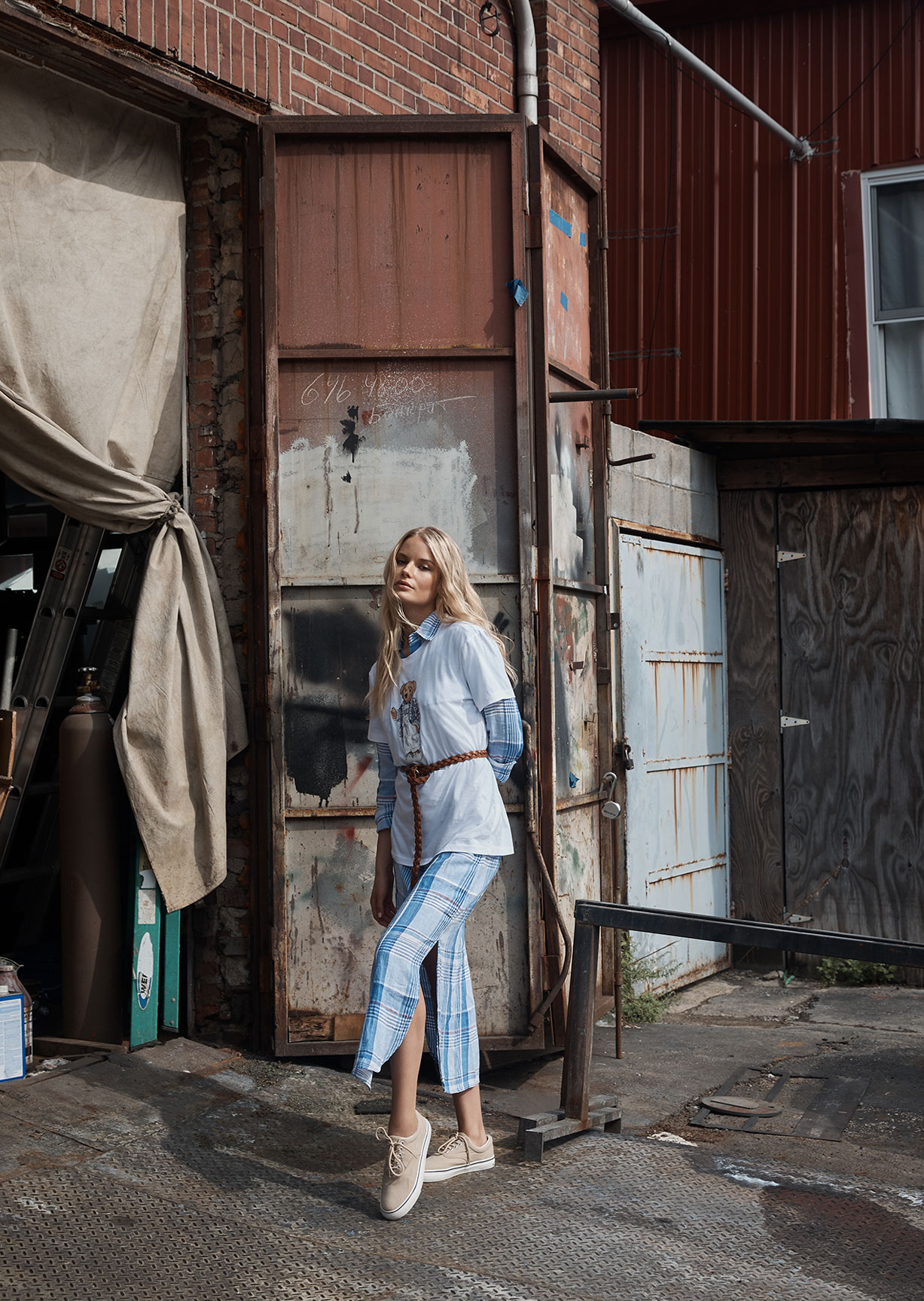 Алена Блум в Нью-Йорке / фото 02