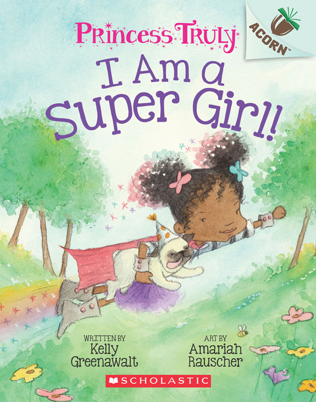 Princess Truly 01 - I Am a Super Girl! (2019)