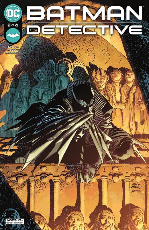 Batman - The Detective #1-5 (2021)