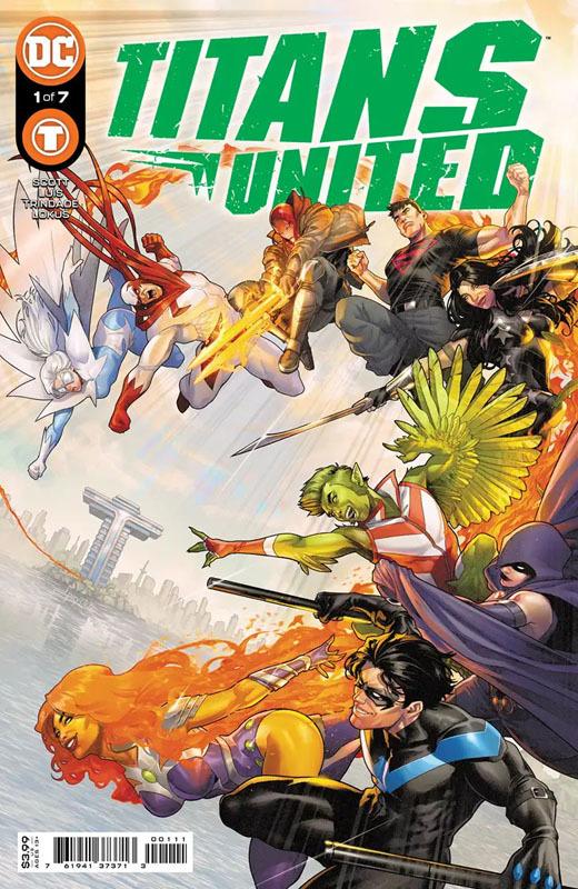 Titans United 01 (of 07) (2021)