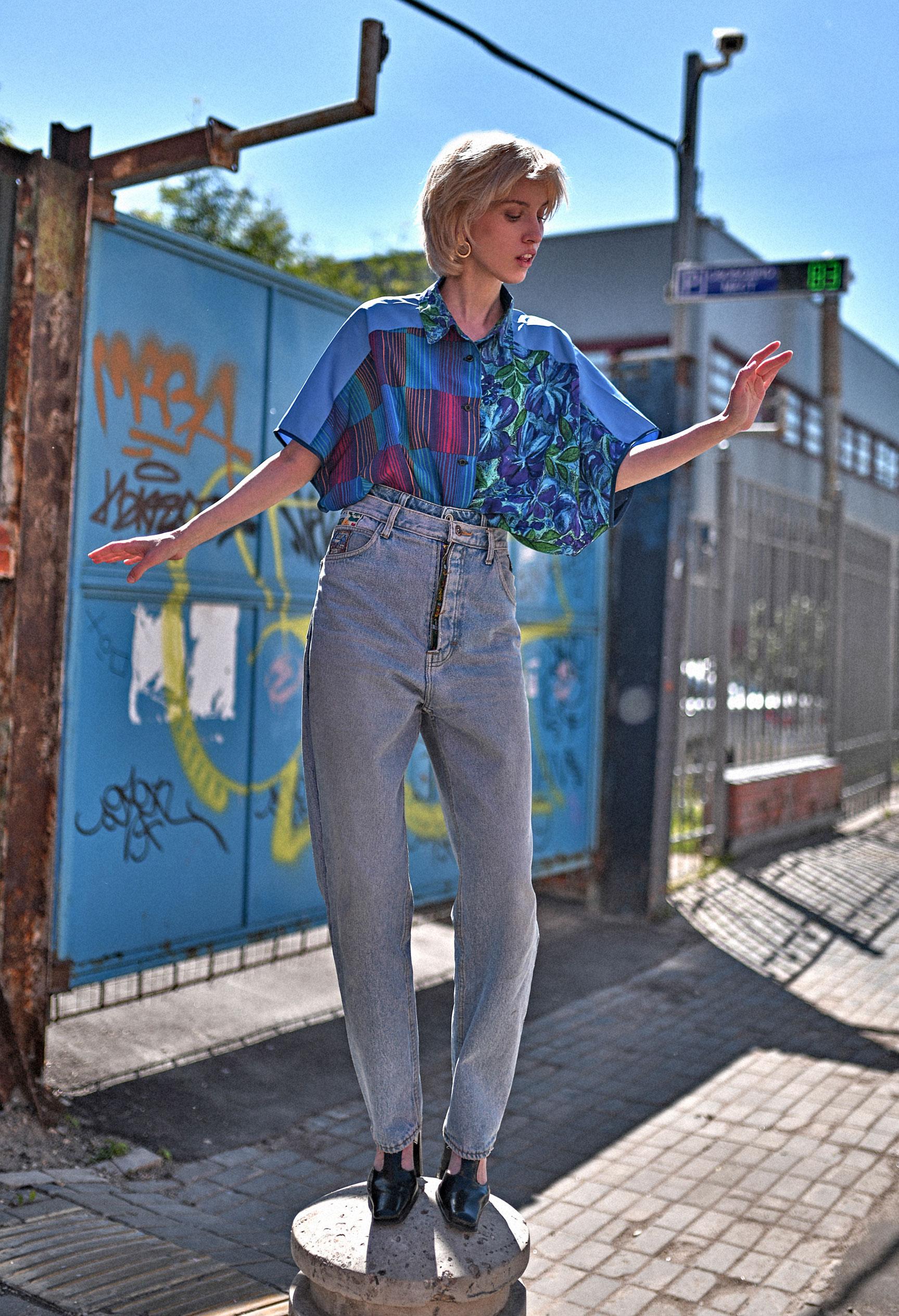 Модная граффити-прогулка Елены Митинской / фото 09