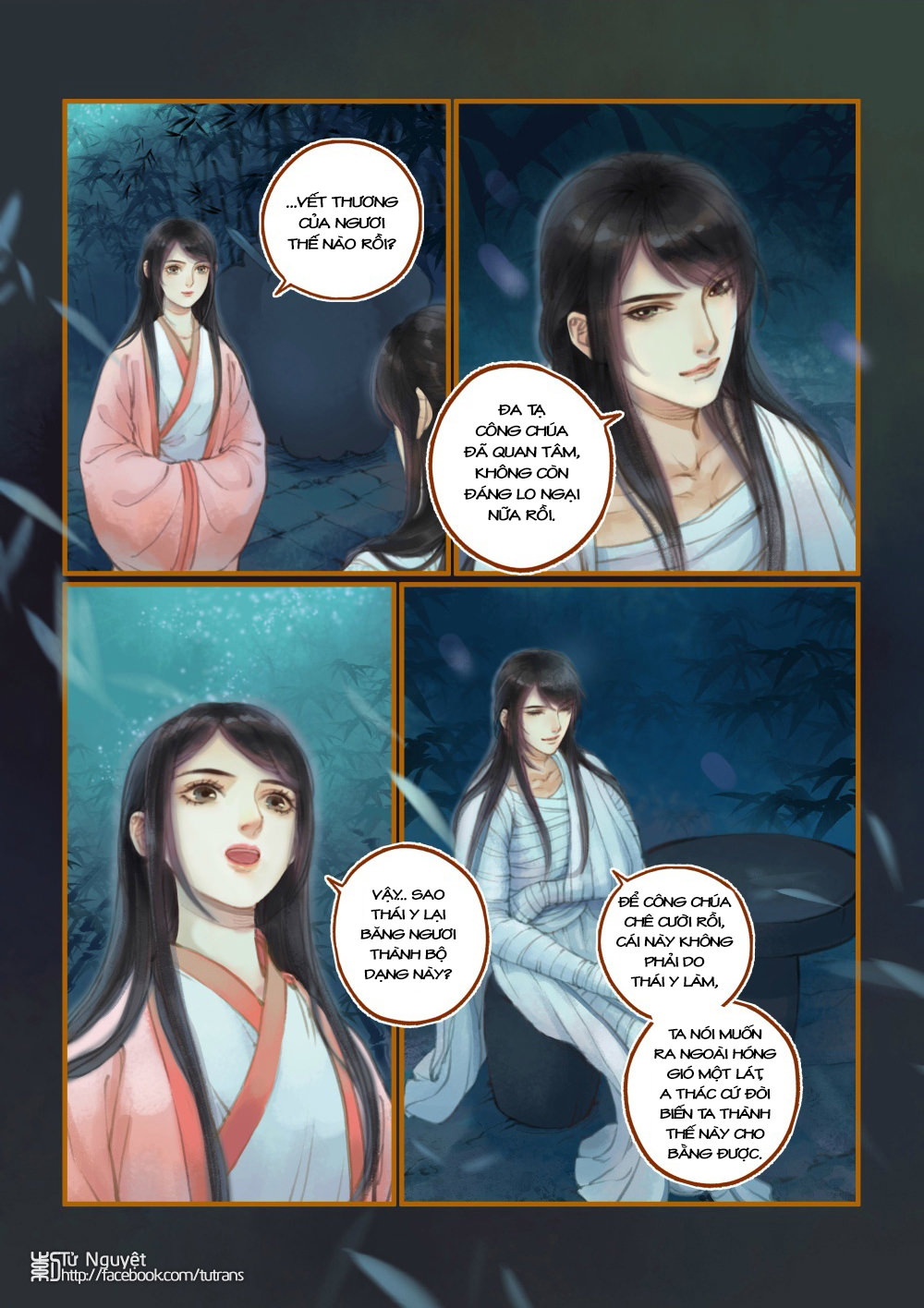 Phượng Tù Hoàng Chapter 16 - Trang 20