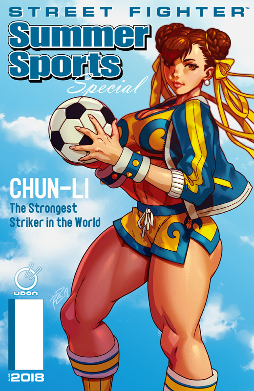 Street Fighter Summer Sports Special (2018)