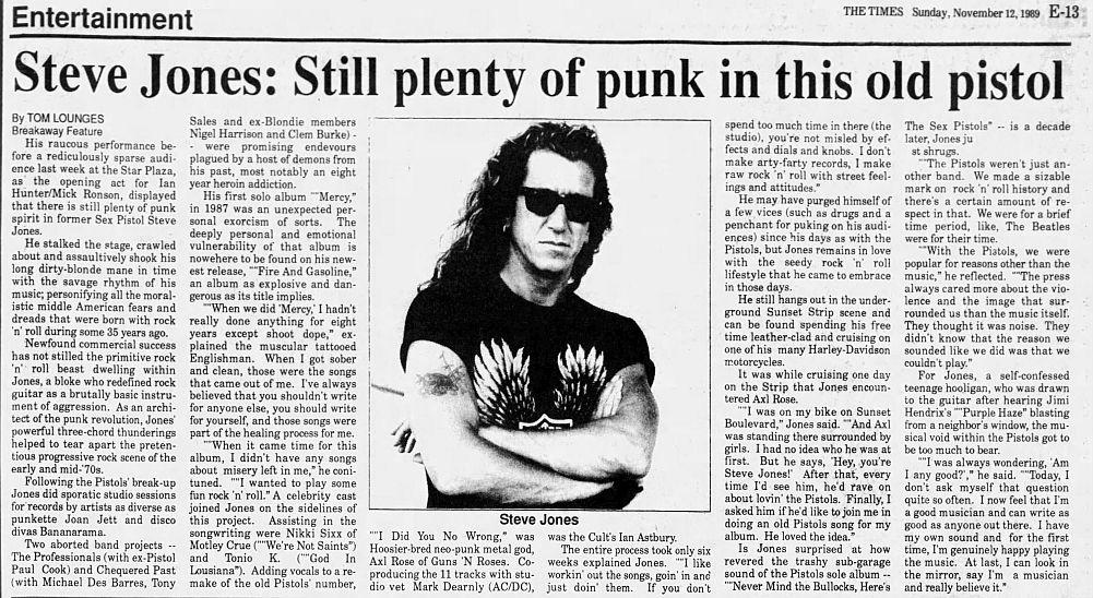 1989.11.12 - The Munster Times - Steve Jones: Still plenty of punk in this old pistol (Axl) 3czNDTkj_o