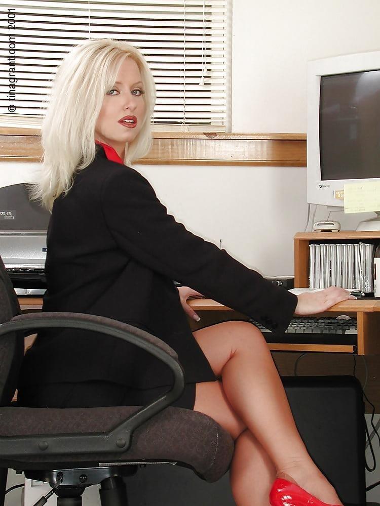 Lesbian secretary pics-9109