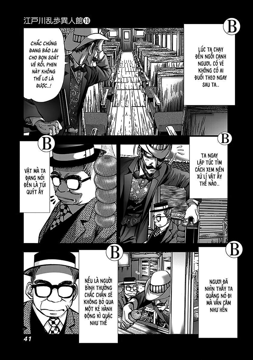 Dị Nhân Quán Chapter 62 - Trang 15