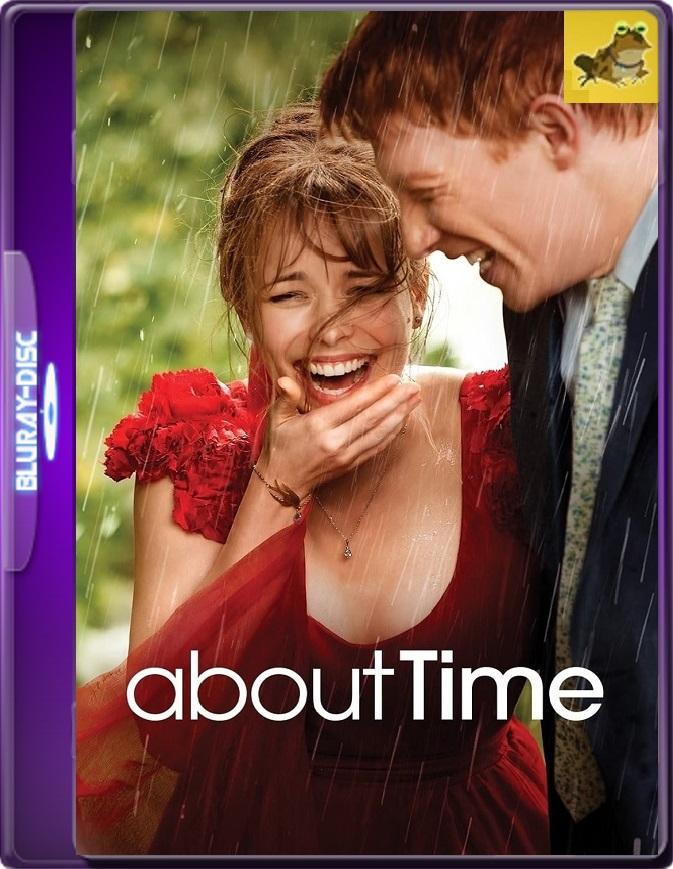 Cuestión De Tiempo (2013) Brrip 1080p (60 FPS) Latino / Inglés