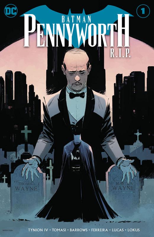 Batman - Pennyworth R.I.P. 001 (2020)