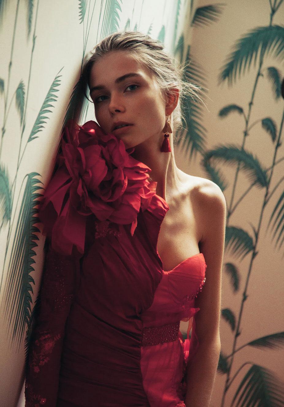 Анна Штольц тестирует модную одежду / фото 09