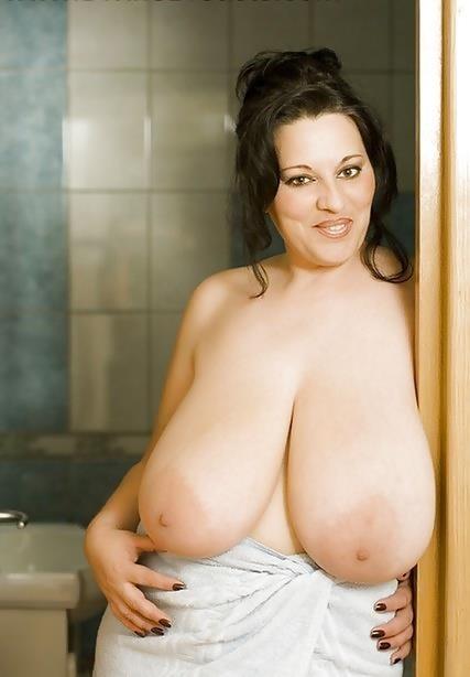 Big natural tits big nipples-5370