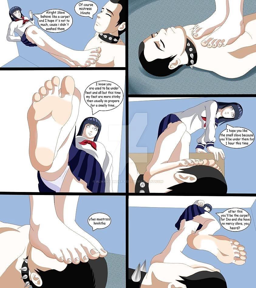 Femdom feet porn-8116