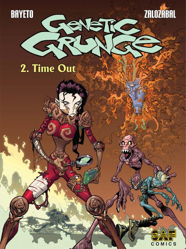Genetic Grunge 01-02 (2019)