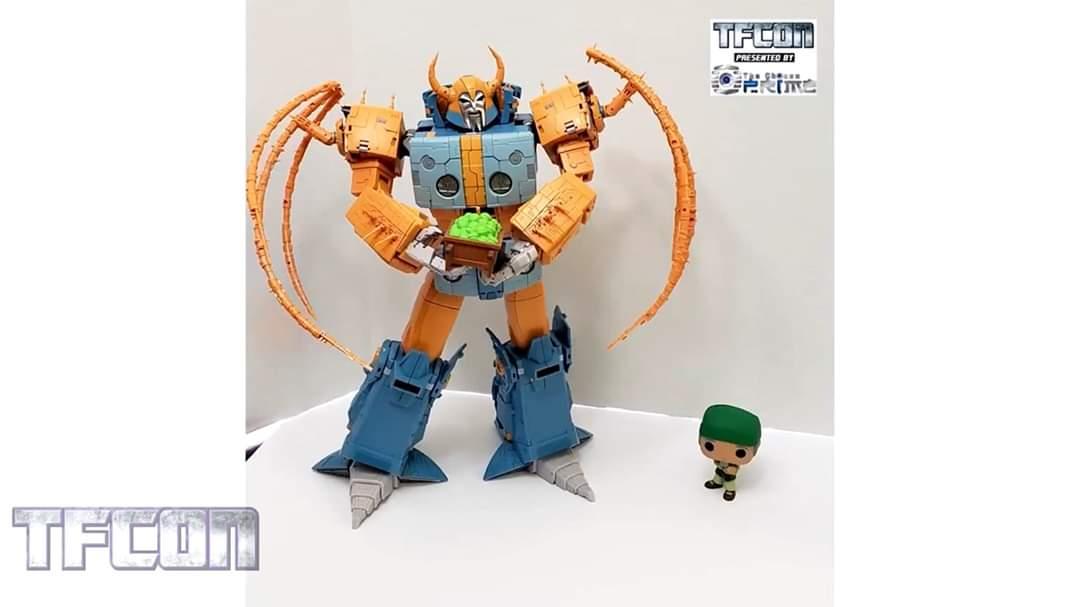 [Zeta Toys―01 Studio] Produit Tiers - ZV-02 Core Star―Cell - aka Unicron - Page 3 SNtmUWIe_o
