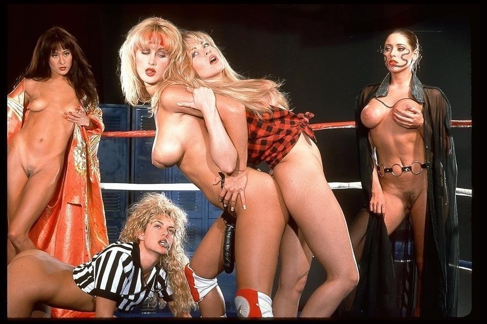 Lesbian strapon wrestling-3441