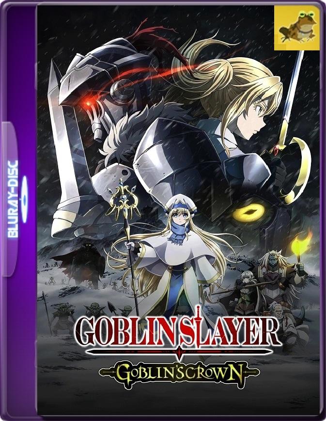 Goblin Slayer: Goblin's Crown (2020) Brrip 1080p (60 FPS) Japonés Subtitulado