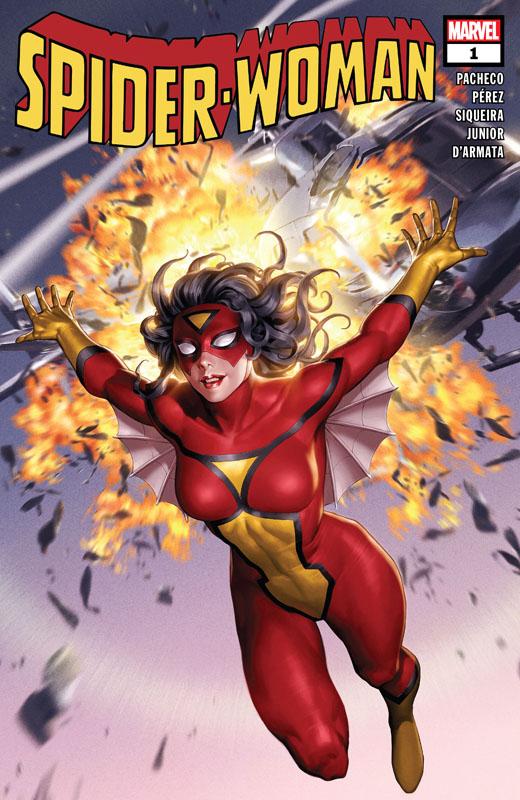 Spider-Woman #1-8 (2020-2021)