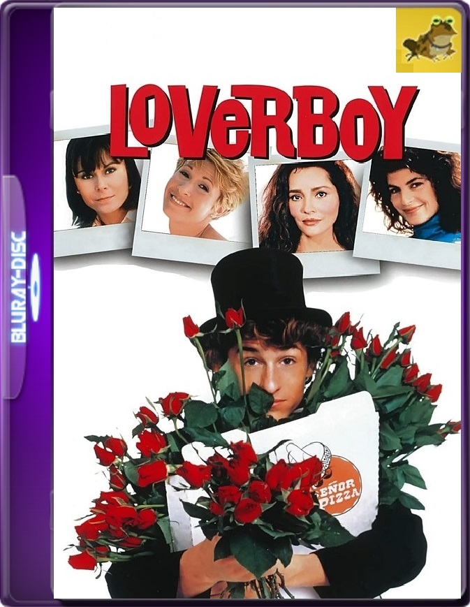 Loverboy (1989) Brrip 1080p (60 FPS) Latino / Inglés