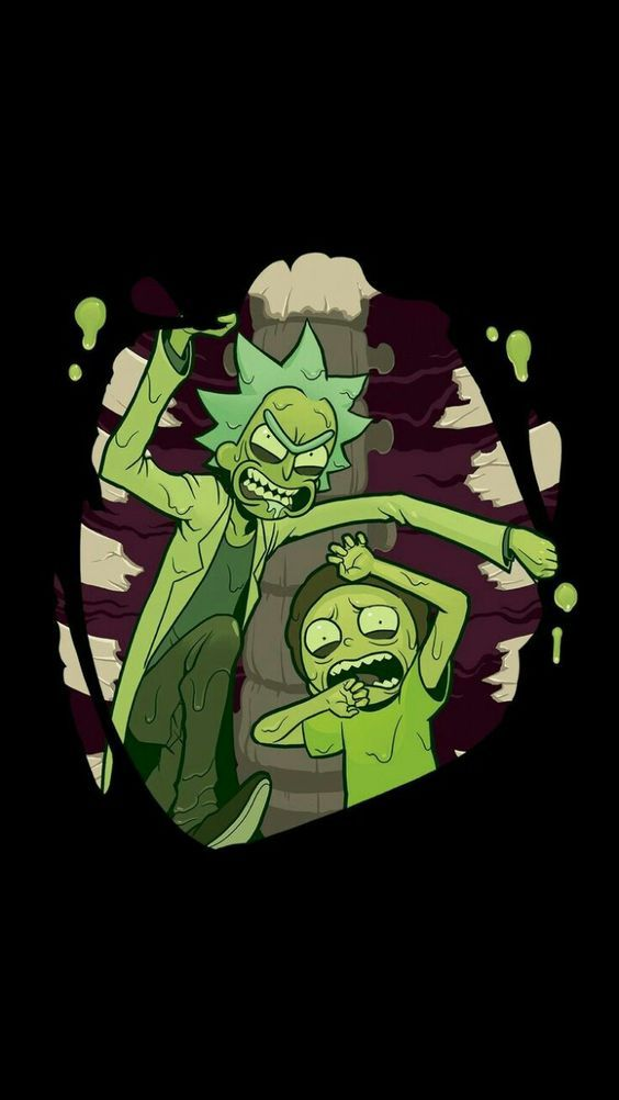57 Rick and Morty Wallpapers for iPhone and Android 48