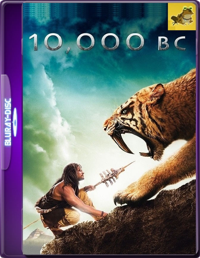 10,000 A.C. (2008) Brrip 1080p (60 FPS) Latino / Inglés