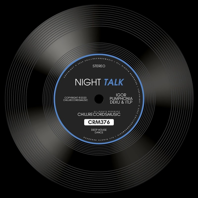 Poster for Night Talk