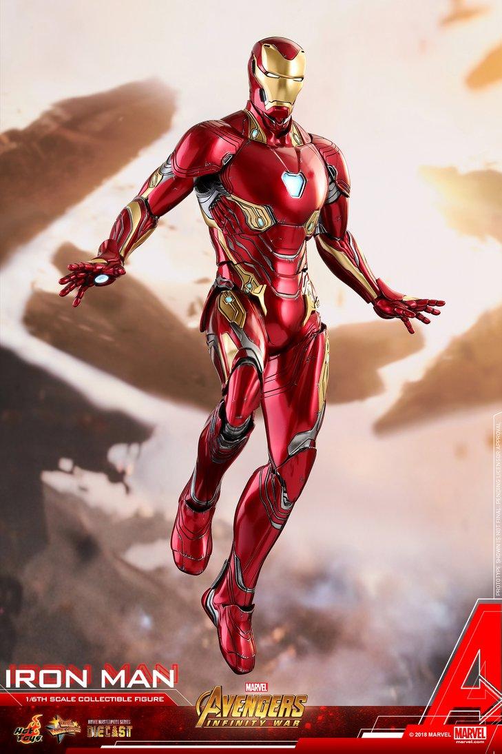 Avengers - Infinity Wars - Iron Man Mark L (50) 1/6 (Hot Toys) MtDx6buA_o