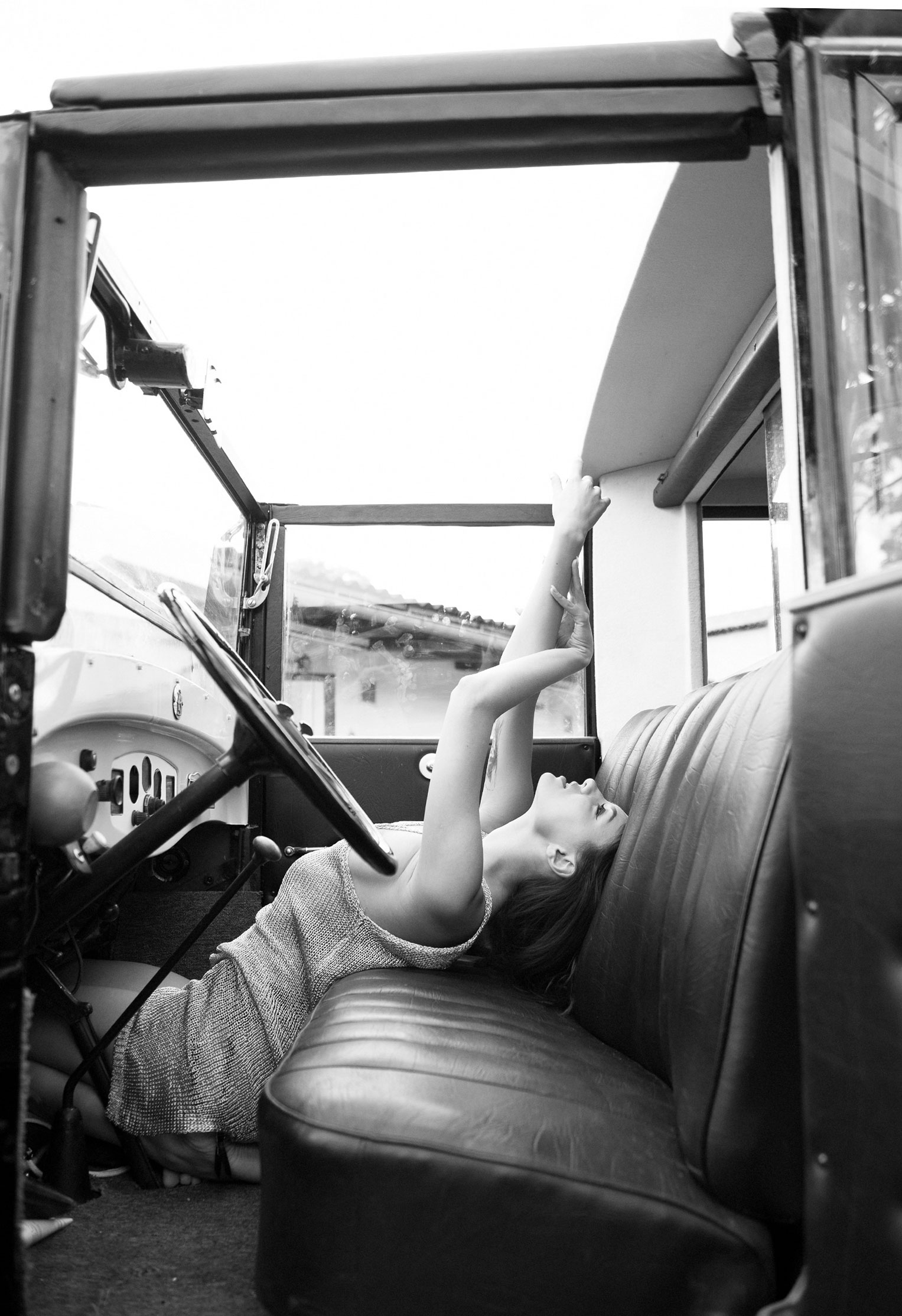 Driving Miss Daisy / Ana Andreea Tomouanu by Martin Wieland