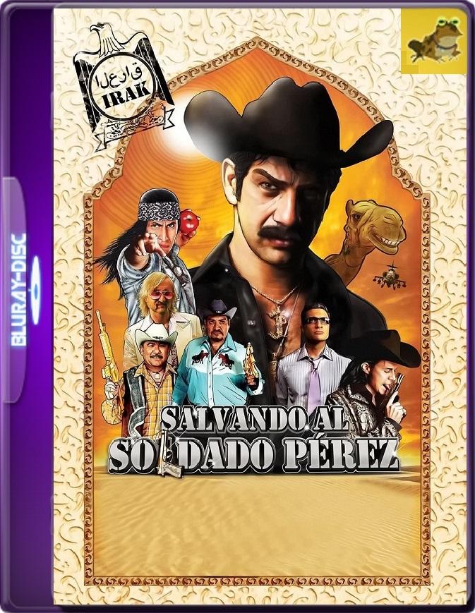 Salvando Al Soldado Pérez (2011) Brrip 1080p (60 FPS) Latino